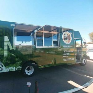 Full Battle Rattle Deli food truck